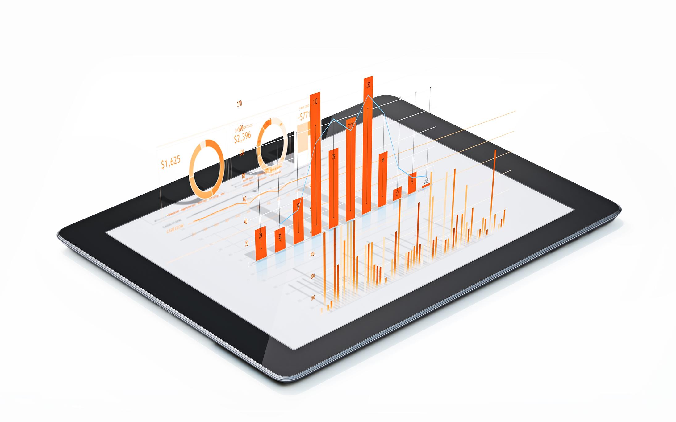 Statistics on iPad Orange Newegg Logistics