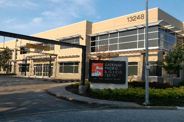 Gateway Pacific Business Centre Newegg Logistics