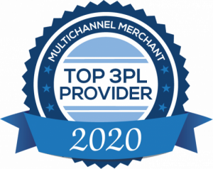 Newegg top 3pl provider 2020