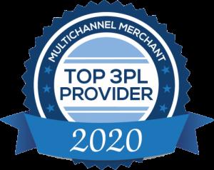 Newegg top 3pl provider 2020