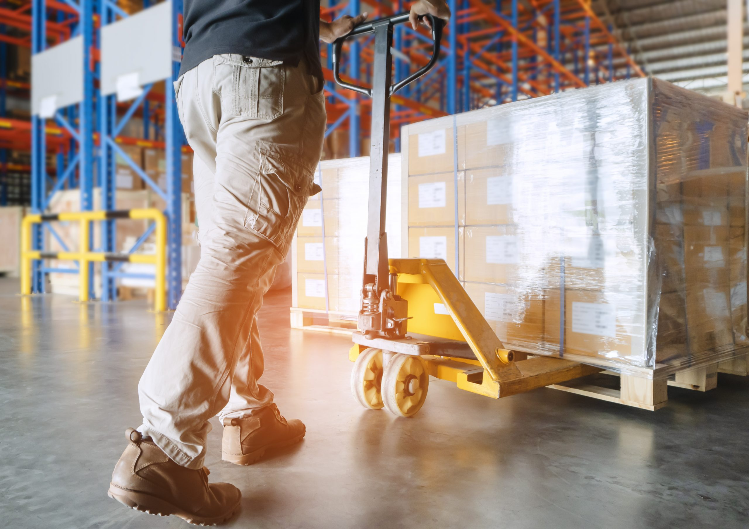 Beyond LTL: Faster Solutions for Palletized Freight