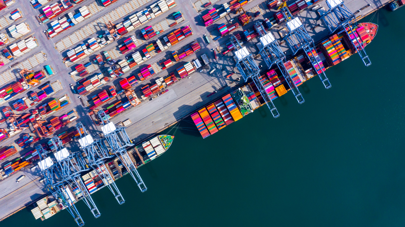 West Coast Port Pileups Trickle Down to E-commerce Fulfillment Providers